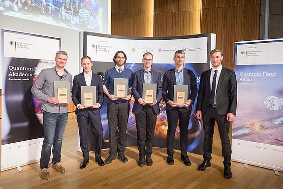 Bild aller Award Gewinner